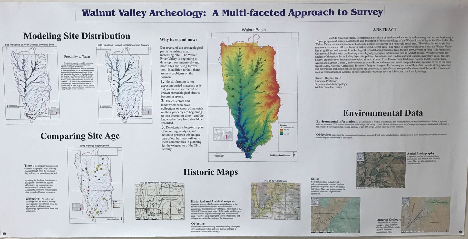 Walnut Valley Map